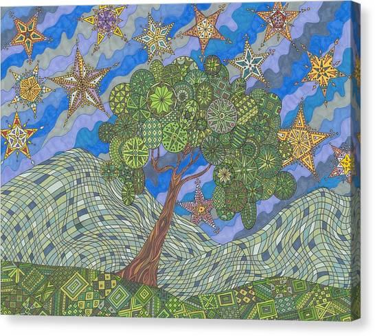 Virginia Quilts Canvas Print