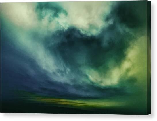 Sublime Canvas Print - Viridian by Lonnie Christopher