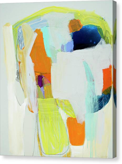 Canvas Print - Vitreous Narcissus by Claire Desjardins