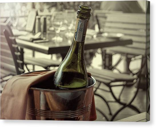 Viva Lamour Chill To Taste Canvas Print by JAMART Photography