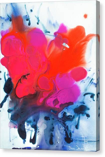 Canvas Print - Voice by Claire Desjardins