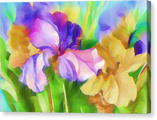 Voices Of Spring Canvas Print