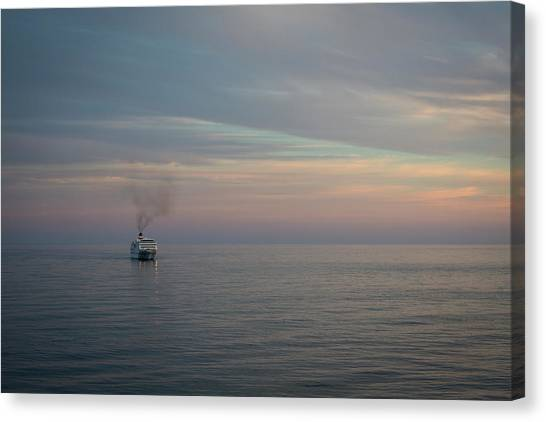 Voyage Home 2 Canvas Print