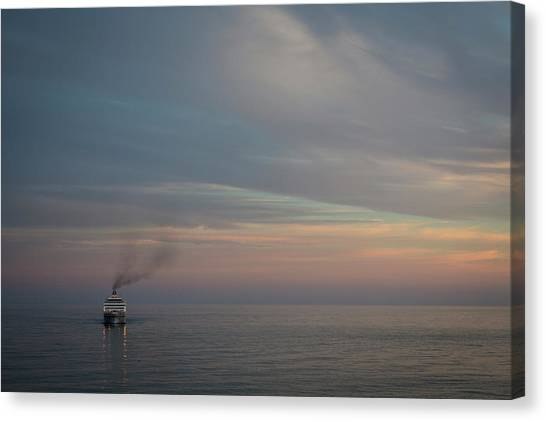 Voyage Home 3 Canvas Print