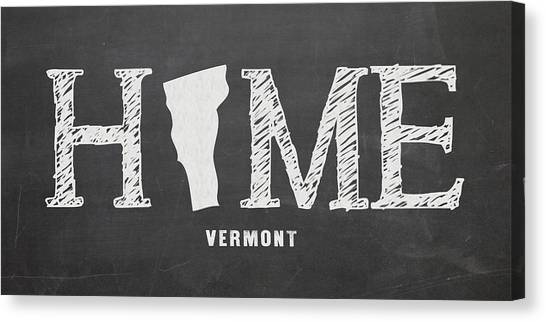 Brown University Canvas Print - Vt Home by Nancy Ingersoll