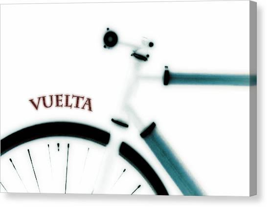 Vuelta Canvas Print by Frank Tschakert