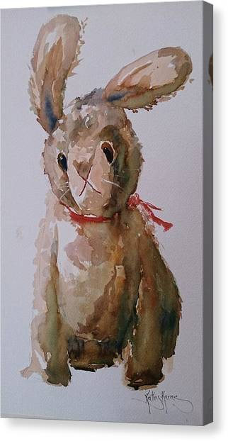 Wabbit Canvas Print