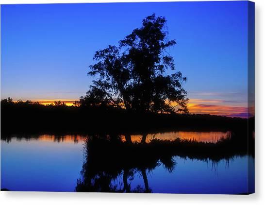 Wagardu Lake, Yanchep National Park Canvas Print