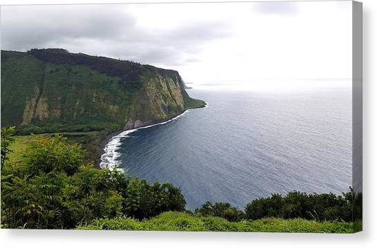 Waipio Valley Canvas Print