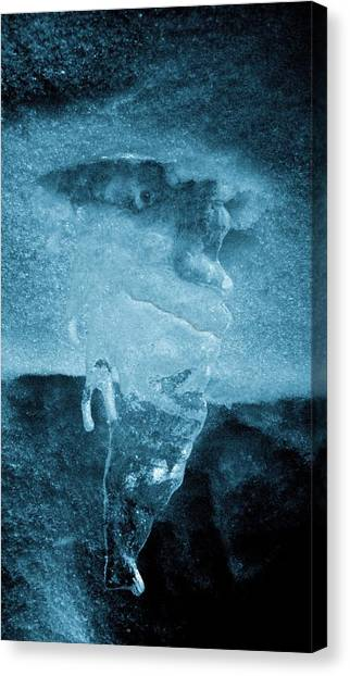 Waiting For An Old Flame Canvas Print