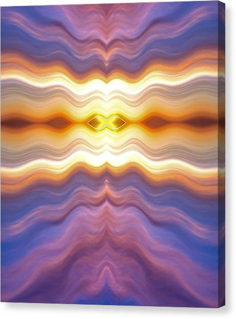 Waking To A New Dawn Canvas Print