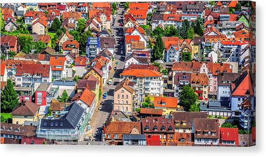 Waldkirch 1 Canvas Print