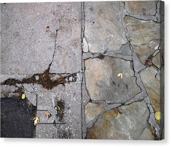 Walkways Canvas Print by Lyle Crump