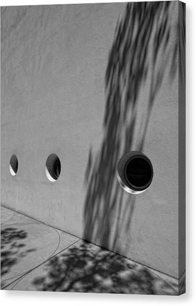 Wall Guggenheim Museum Nyc 2 Canvas Print