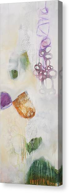 Acrylic Canvas Print - Washed Up # 5 by Jane Davies