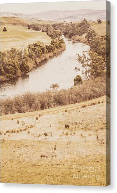 No People Canvas Print - Washes Of Rustic Country by Jorgo Photography - Wall Art Gallery