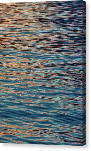 Water Abstract 2 Canvas Print