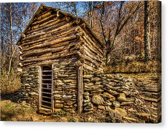 Water Shed Canvas Print