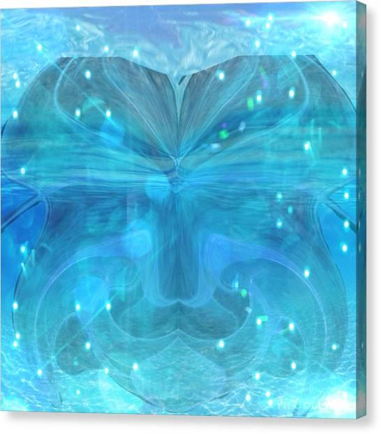 Water Spirit Canvas Print
