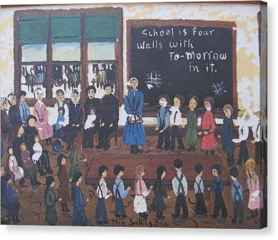 Watercolor Original Canvas Print