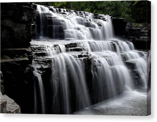 Waterfall 2 Canvas Print