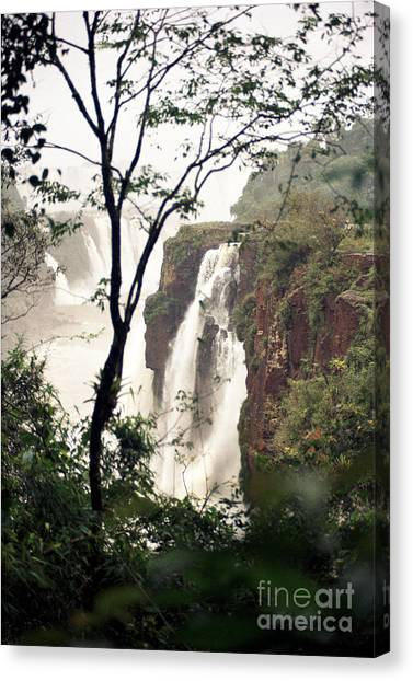 Waterfall 7 Canvas Print