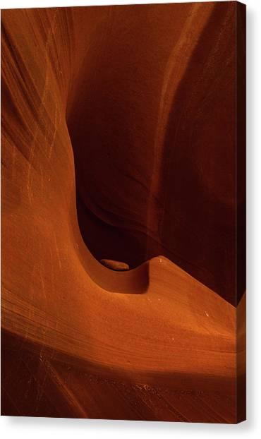 Waterholes Canyon Canvas Print