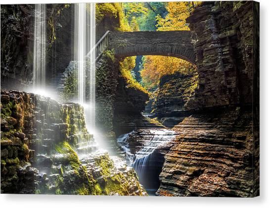 Watkins Glen State Park Canvas Print
