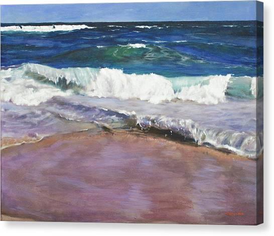 Wave 78 Canvas Print