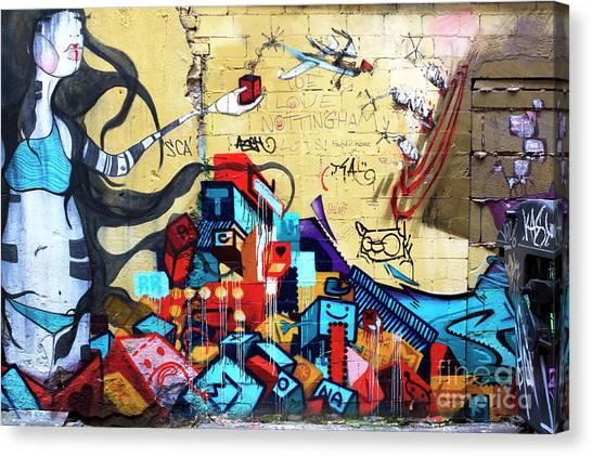 Berlin Graffiti Canvas Prints (Page #4 of 11) | Fine Art America