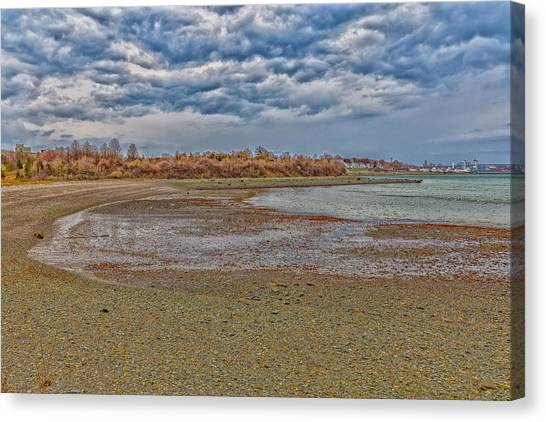 Webb Memorial State Park Canvas Print