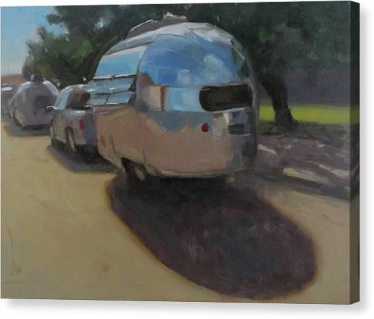 Wee Wind Canvas Print