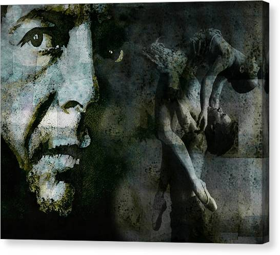 Canada Canvas Print - Well , I've Heard There Is A Secret Chord by Paul Lovering