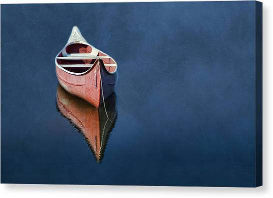 Well Anchored Canvas Print