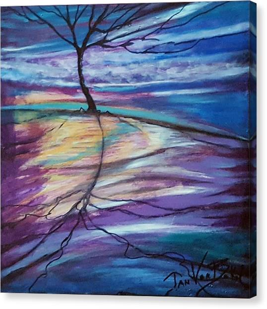 Well Rooted Canvas Print