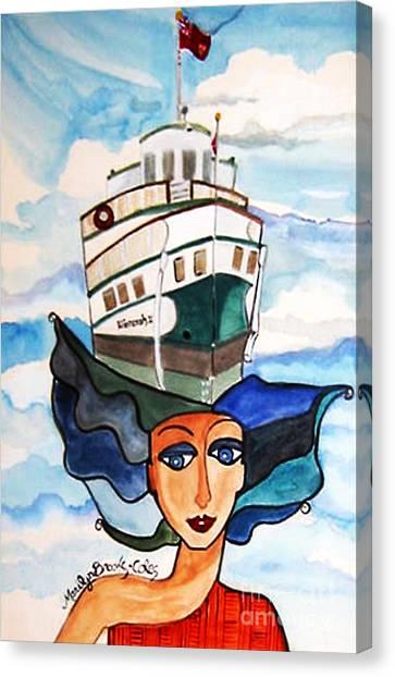 Wenonah 2  Canvas Print