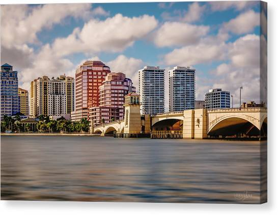 West Palm Beach 2015 Canvas Print