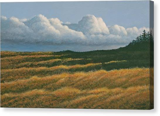 Westerly Canvas Print
