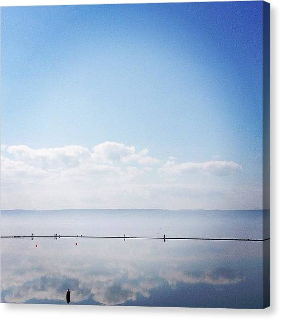 Kirby Canvas Print - Reflections by Helen Smith