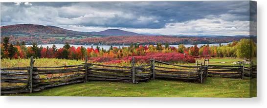 Westmore Overlook Canvas Print