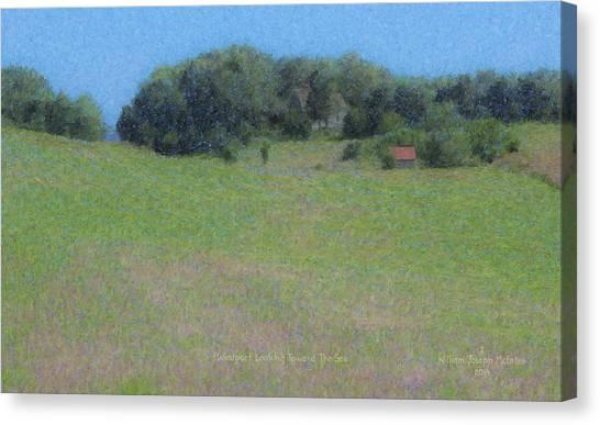 Westport Meadow Canvas Print