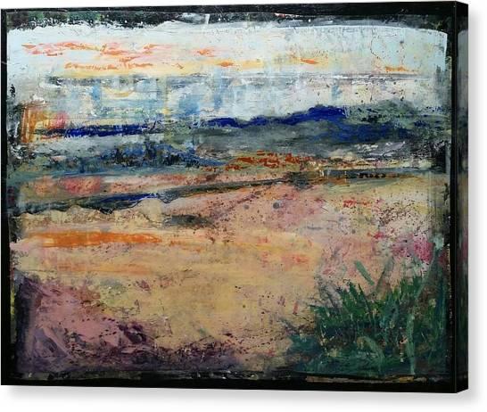 Westport River Dawn Canvas Print