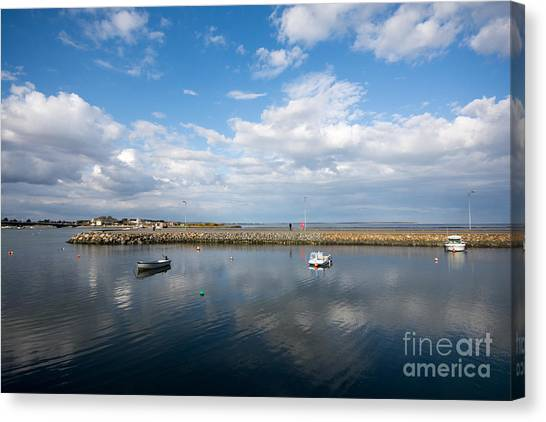 Ireland Canvas Print - Wexford by Smart Aviation