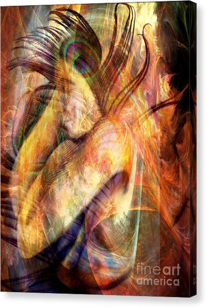 What Dreams May Come 3 Canvas Print by Helene Kippert