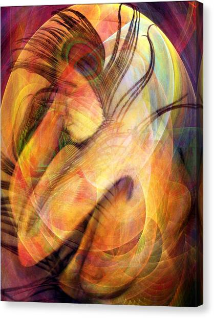 What Dreams May Come 9 Canvas Print by Helene Kippert