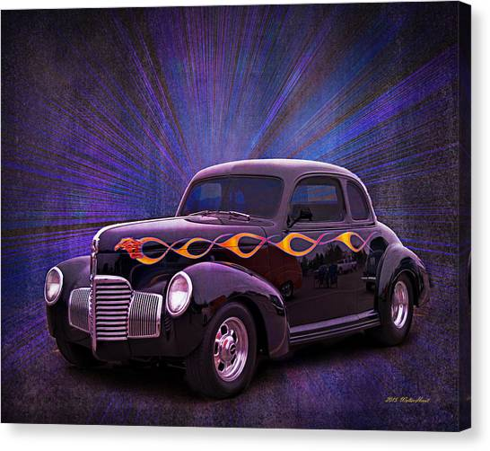 Wheels Of Dreams 2b Canvas Print