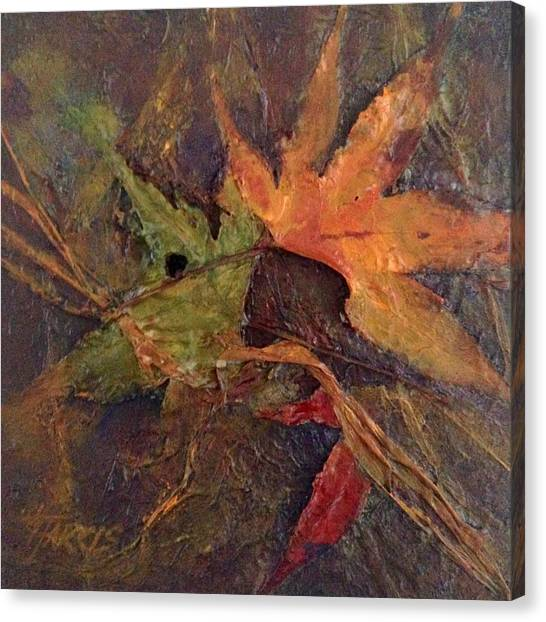 When Autumn Comes... Canvas Print