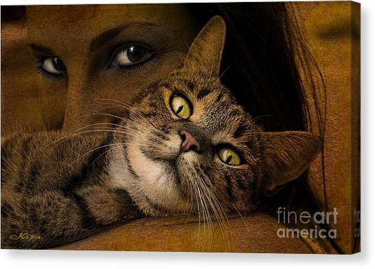 When I'm Too Tired To Walk Canvas Print