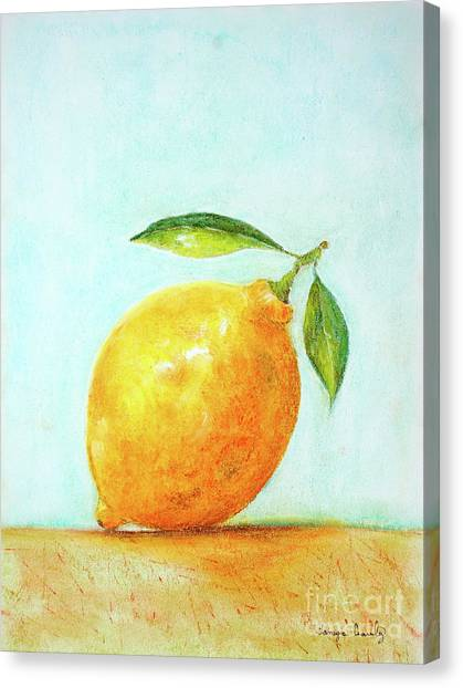 When Life Gives You Lemons Canvas Print