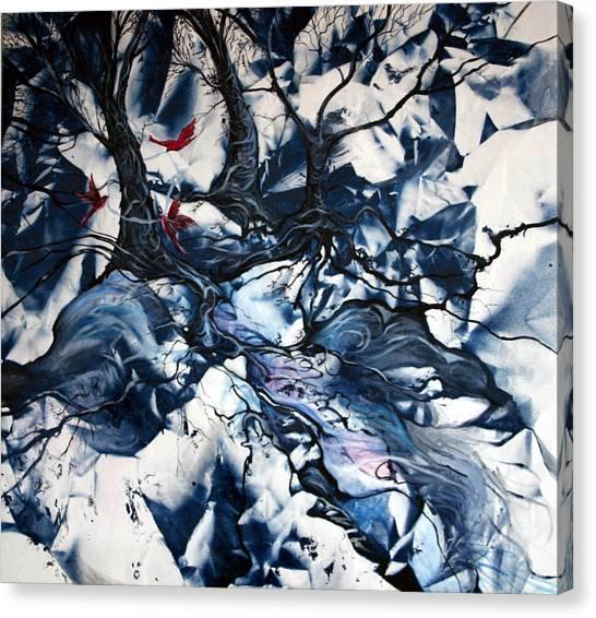When The Birds Return Canvas Print